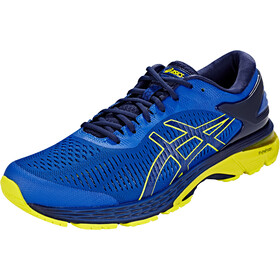 asics Gel-Kayano 25 Shoes Herren asics blue/lemon spark